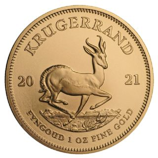 1 oz Krugerrand (2021)