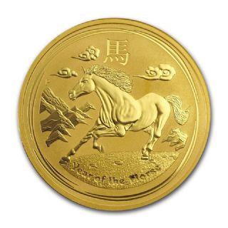 100 dollari Lunar II Cavallo