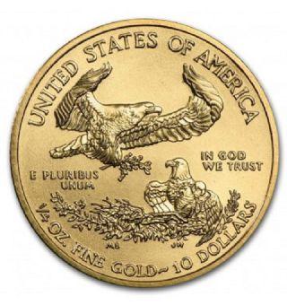 10 Dollari American Eagle (anni misti)