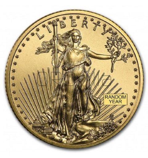 10 Dollari American Eagle