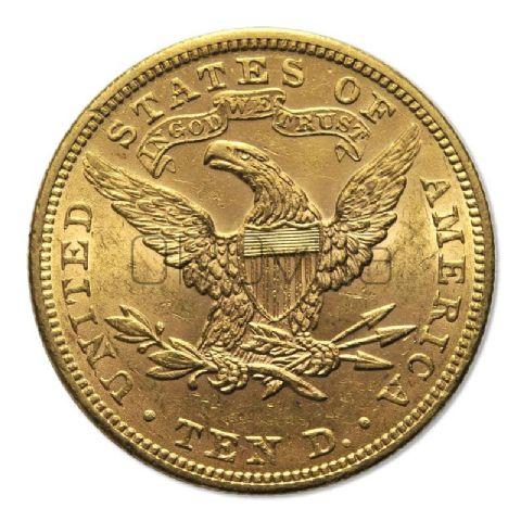 10 Dollari Liberty