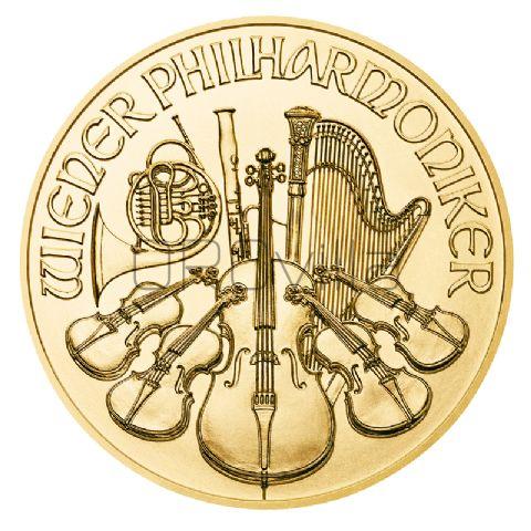10 Euro Filarmonica di Vienna (anni misti)