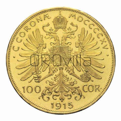 100 corone austriaci (anni misti)