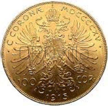 100 Corone Austria