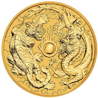 100 dollari Drago e Tigre (2019)