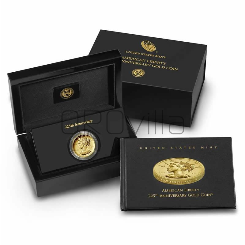Scatoletta US Mint