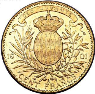 100 franchi Albert I