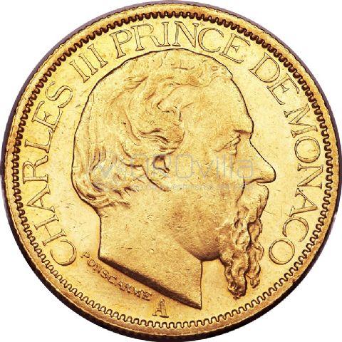 100 franchi Carlo III