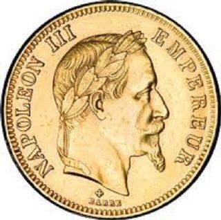 100 franchi Napoleone III