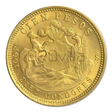 100 Pesos (Chile)