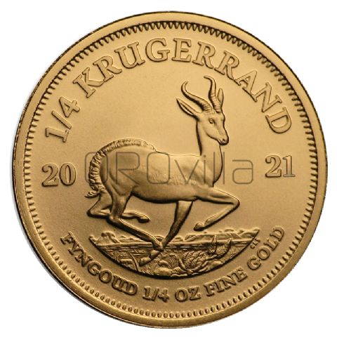 1/4 oz Krugerrand (2021)
