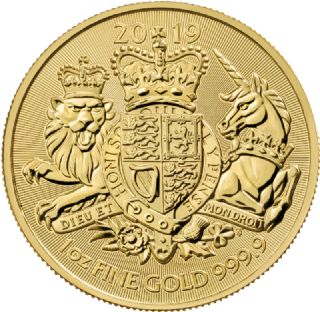 1oz The Royal Arms (2019)