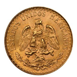 2 Pesos Estados Unidos Mexicanos