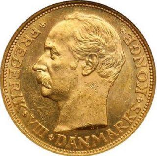 20 Corone Frederik VIII di Danimarca