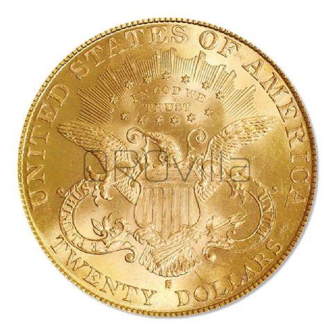 20 dollari americani Liberty (anni misti)