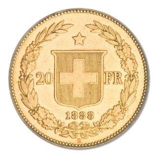 Marengo 20 Franchi Confederazione svizzera