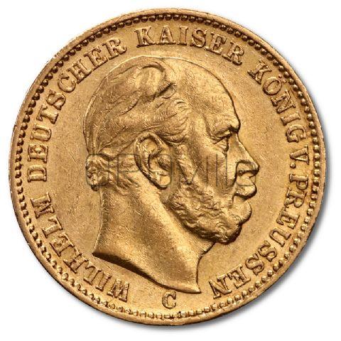 20 Marchi Guglielmo I di Prussia