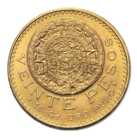20 Pesos Estados Unidos Mexicanos