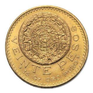 20 pesos messicano (anni misti)