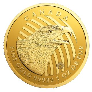 200 Dollari Aquila reale (2018)