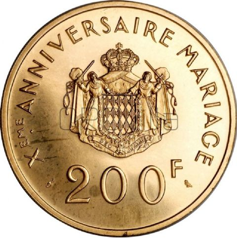 200 franchi Rainier III