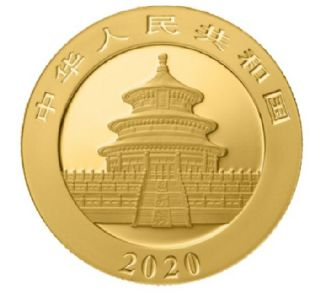 200 Renminbi - Panda cinese 2020