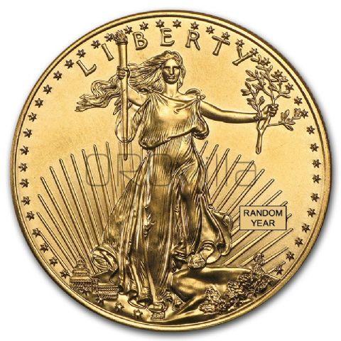 25 Dollari American Eagle