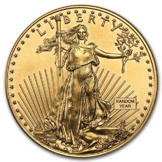 25 Dollari American Eagle (anni misti)