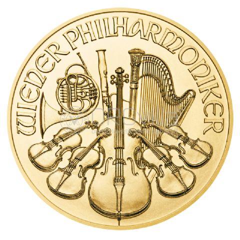 25 Euro Filarmonica di Vienna 2021