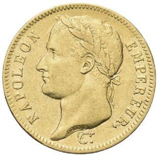 40 franchi Napoleone I