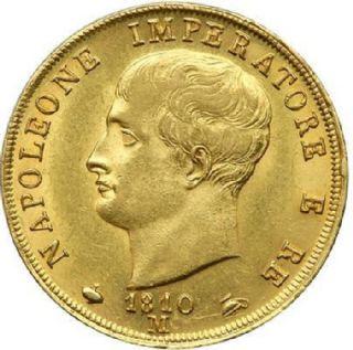 40 Lire Napoleone Bonaparte Regno d'Italia
