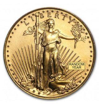 5 Dollari American Eagle (anni misti)