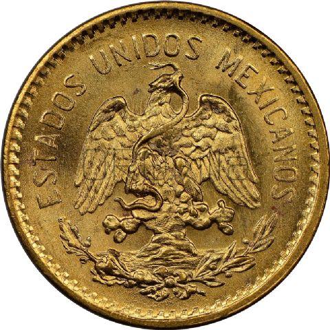 5 Pesos Estados Unidos Mexicanos