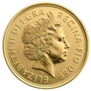 Quintupla Sterlina Elisabetta II