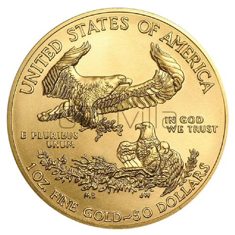 50 Dollari American Eagle (2021)