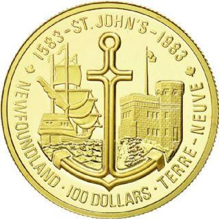100 Dollari St. John's Canada