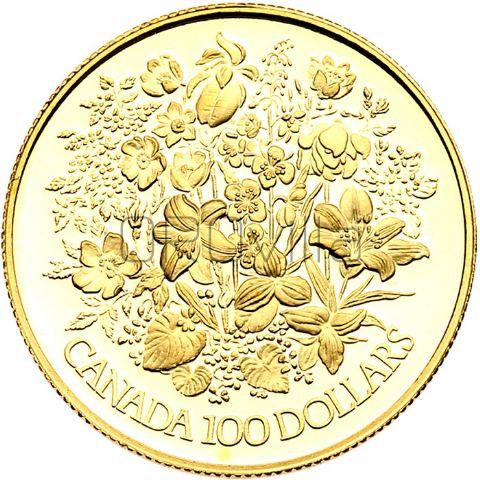 100 Dollari Silver Jubilee Canada