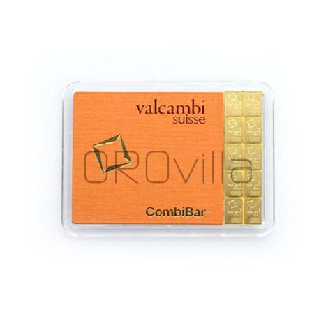 MultiGrammo 10 X 1 G - VALCAMBI