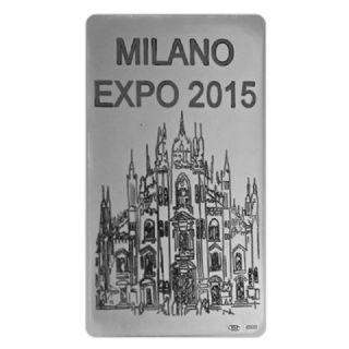 "Lingotto in Argento da 250 g  ""Duomo"""