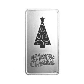 """""""Merry Christmas"""" da 1 oncia"""