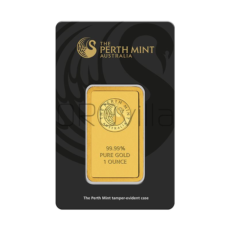 Lingotto Oro 1 oz Perth Mint