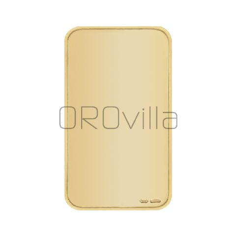 Lingotto oro 100 gr
