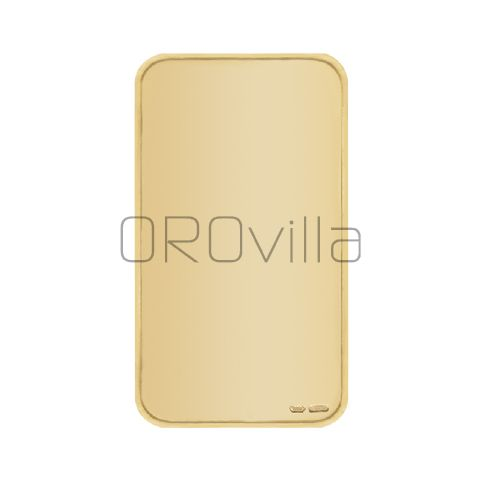 Lingotto oro 5 gr