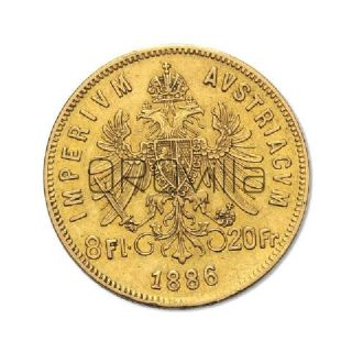 20 Franchi (marengo austriaco)