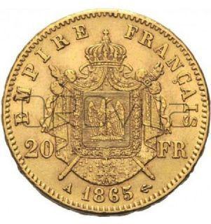 20 Franchi (marengo francese)