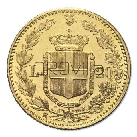 Marengo italiano 20 Lire (anni misti)