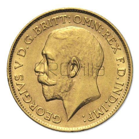 Sterlina d'oro Giorgio V