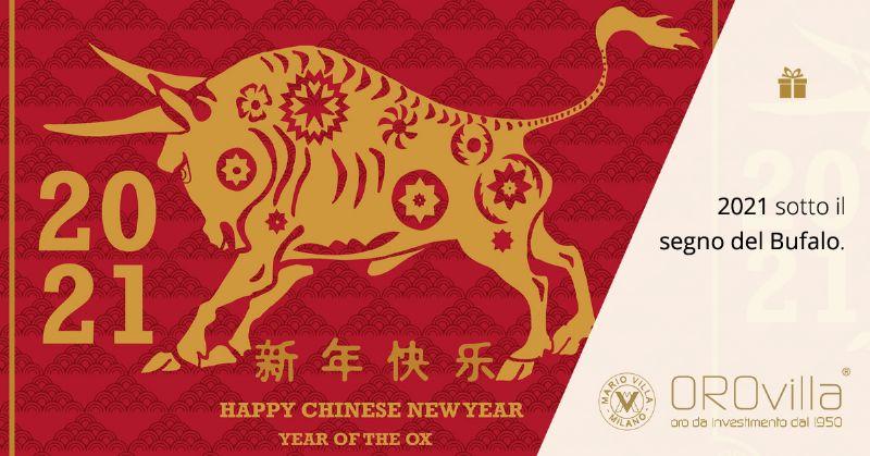 Il 2021 è l'anno del Bufalo: 3 idee regalo per il nuovo anno