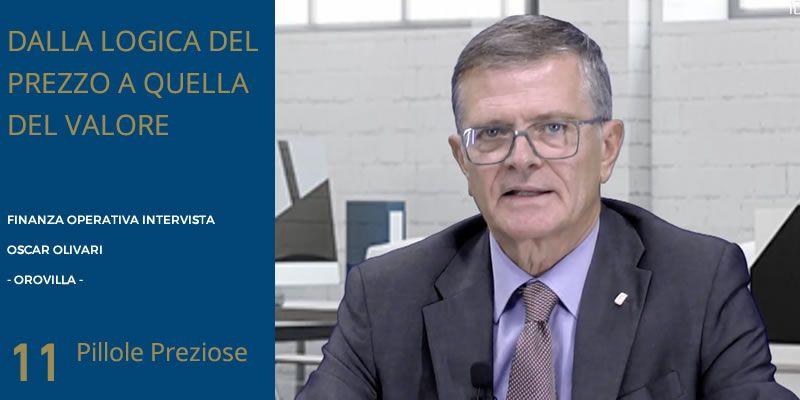 Oscar Olivari a Finanza Operativa - Parte I