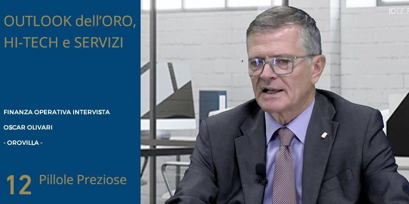 Oscar Olivari a Finanza Operativa - Parte II